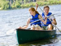 $10-12 per hour canoe and rowboat rentals at U of W March-October