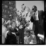 Seattle 1963 anti-segregation march (Seattle P-I Collection, MOHAI, All Rights Reserved)
