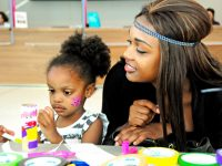 Free first Saturday family activities at Seattle Asian Art Museum