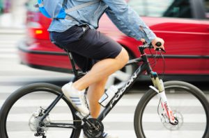 urban bicycling