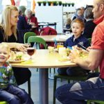 Cheap eats for the whole family and free kids meals at Seattle IKEA restaurant