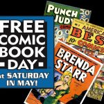 Free Comic Book Day at participating stores in Seattle
