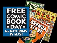 Free Comic Book Day Seattle participating stores