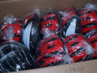 Where to get low cost bicycle helmets