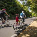 Seattle Bicycle Sunday May-September 10am-6pm on Lake Washington Blvd