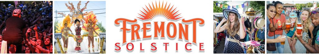 Fremont Solstice banner