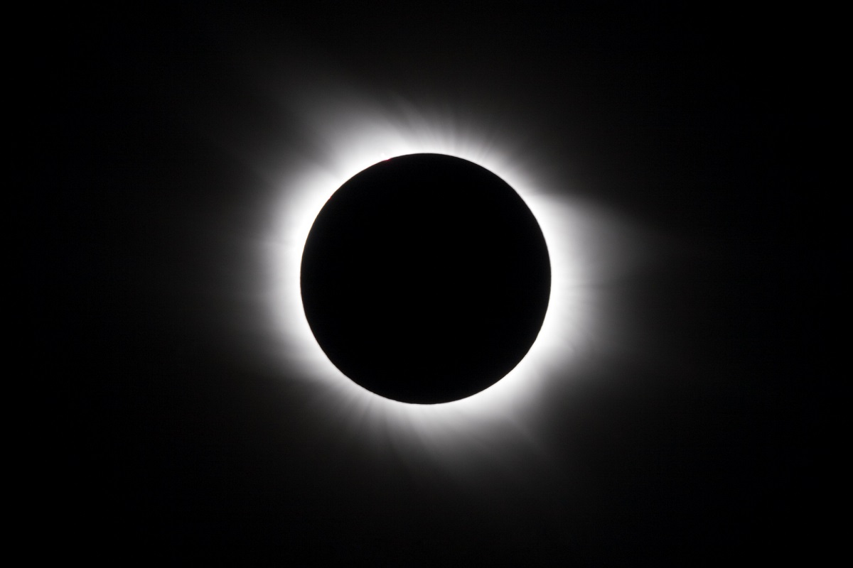 Oregon Solar Eclipse August 2017