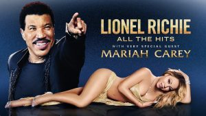 Goldstar Lionel Ritchie with Mariah Carey