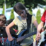 Make Music Day Issaquah girl musician