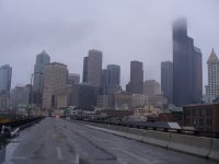 Seattle Alaskan Way Viaduct Demolition Time Lapse of the South Mile