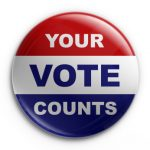 Vote on Election Day; it's smart and it's free