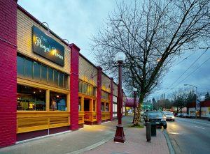Seattle Royal Room jazz club exterior photo by Daniel Sheehan