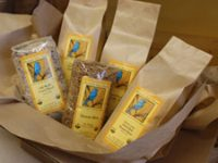 Save 10%-15% with CSA for local organic whole grain and flour
