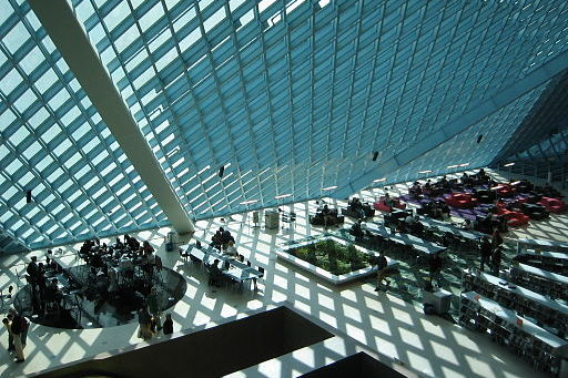 Architectural tours include Seattle Public Library