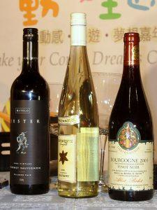 Wine bottles (Rico Shen)