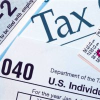 irs income tax 1040 forms