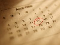 irs income tax calendar april 15