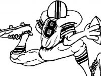 Free Seattle Seahawks coloring pages, fan flags