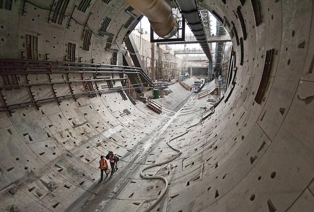 SR99 tunnel WSDOT project after Bertha