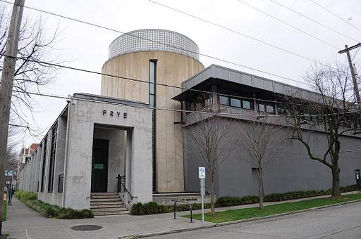 Seattle Frye Museum photo by Joe Mabel