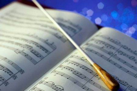 music conductor baton
