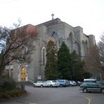 Compline chant service every Sunday at St. Mark's