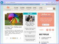 Free online money advice geared toward women from DailyWorth
