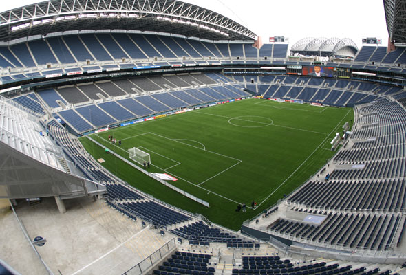 Tours Of Centurylink Field