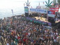 Seattle Hempfest stage