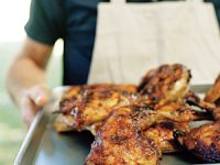 Free online grilling cookbook and videos from Sunset Magazine