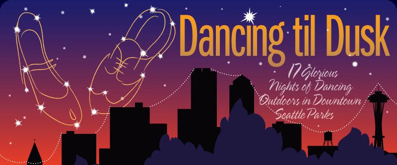 Dancing til Dusk logo