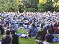 Free chamber music summer concerts in Seattle
