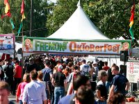 Fremont OktoberFest is largest fall beer festival Seattle