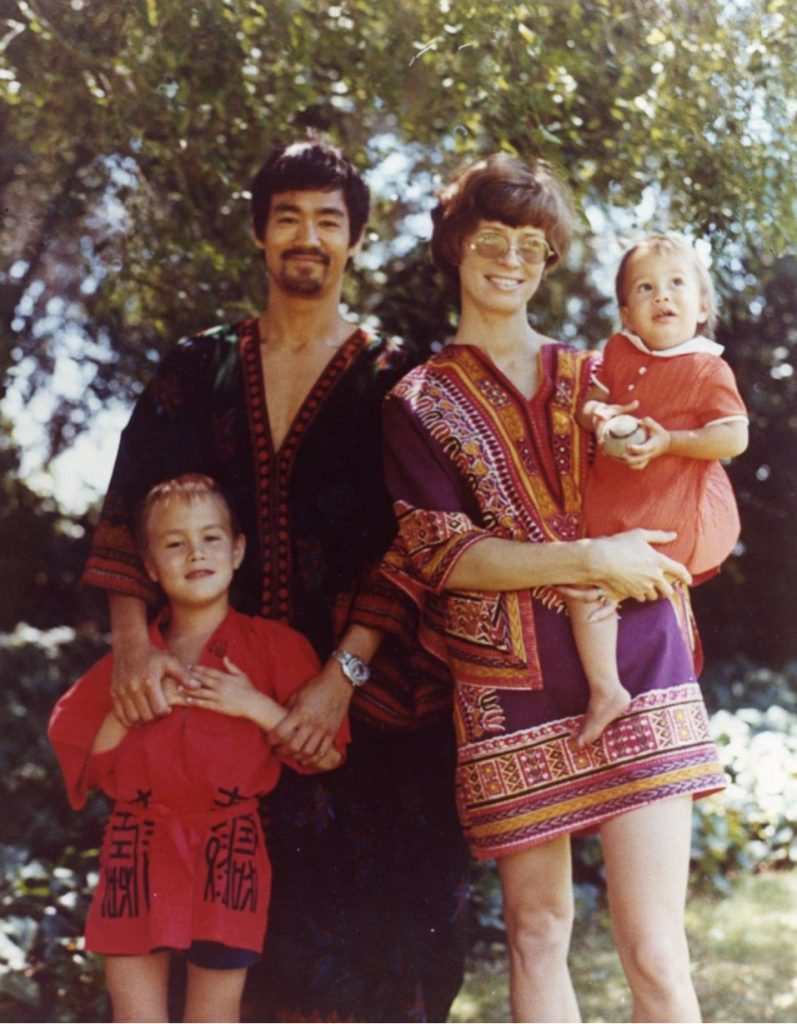 Bruce Lee and family®, ©Bruce Lee Enterprises, LLC. All Rights Reserved.