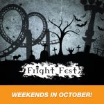 Discount Halloween tickets to Wild Waves Fright Fest in Federal Way
