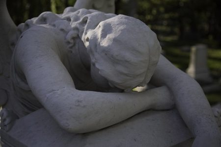 Angel of Grief (Creative Commons)