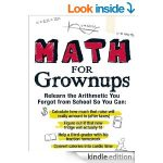 Save more with math, try math for grownups from Laura Laing