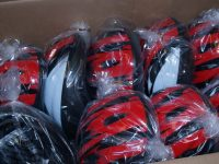 Where to get free or low cost bicycle helmets
