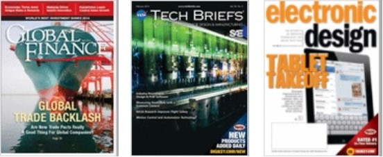 Technical Magazines