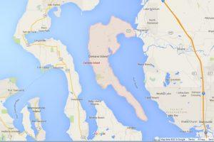Camano Island Google Map
