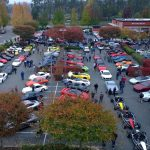 Exotic cars Saturdays at Redmond Town Center