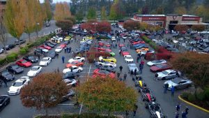 Exotic cars event at Redmond Town Center 2