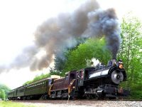 $20 Antique train rides on Snoqualmie Valley Railroad