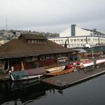 Center for Wooden Boats south Lake Union photo by Joe Mabel (CC3.0)
