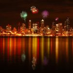 Where to see New Year's Eve Fireworks from Seattle Space Needle