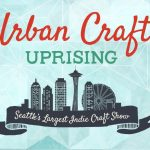 Free Urban Craft Uprising indie arts and crafts shows