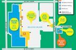 BAM ARTSFair map