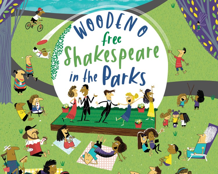 Free Shakespeare In The Park Around Puget Sound Greater Seattle On