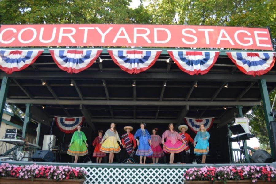 Evergreen State Fair local entertainment