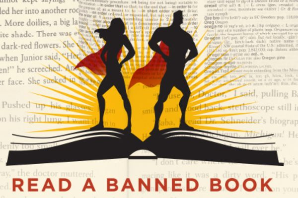 Banned Book Week - read a banned book 2